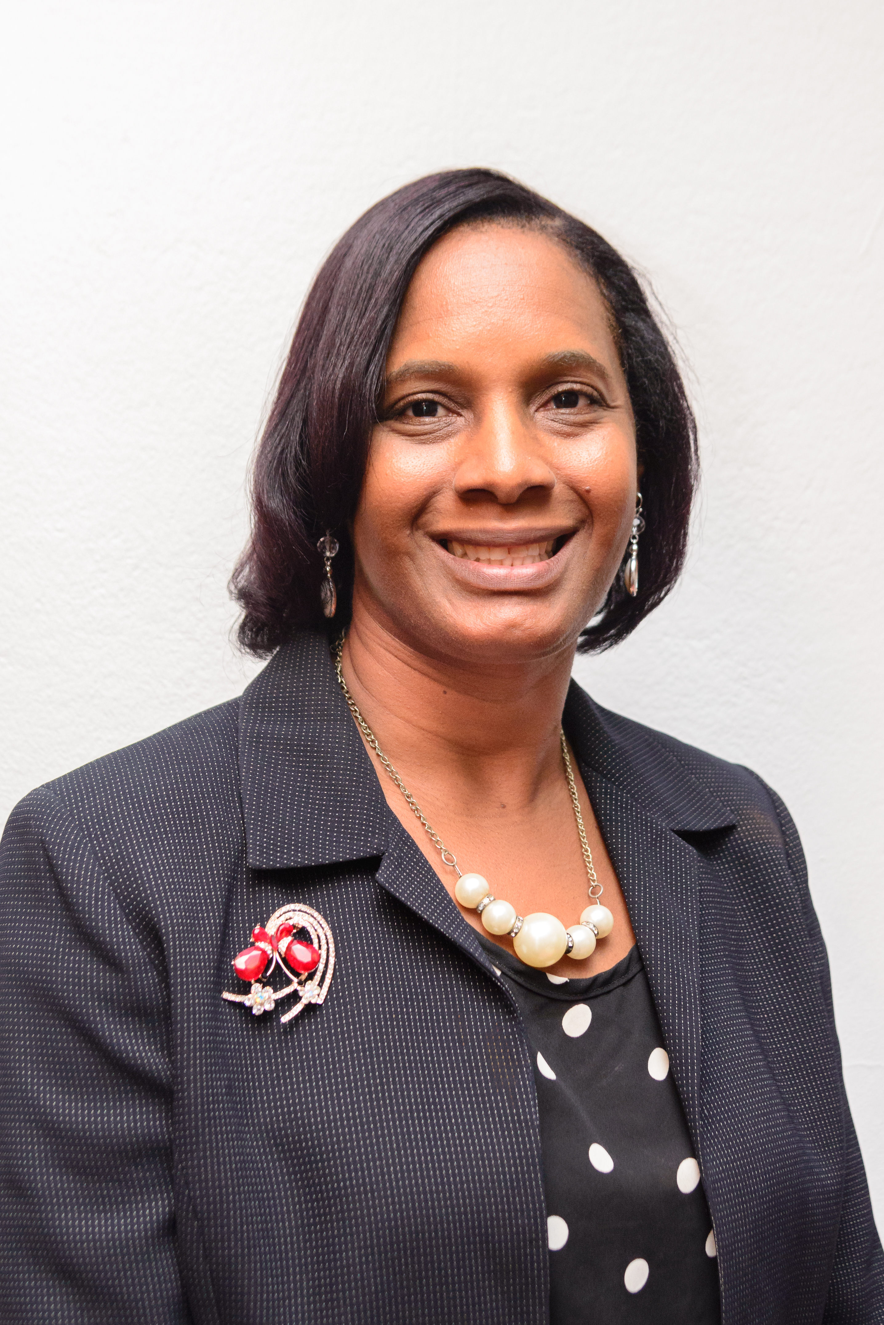 MRS. DIONE JENNINGS: CHIEF TECHNICAL DIRECTOR